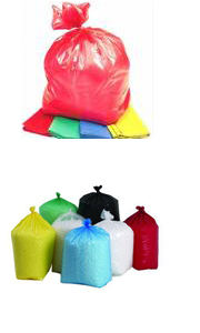 Bio-Degradable and Compastable Sacks